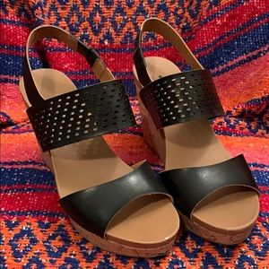 Dr Scholl's wedges